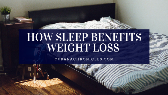 Sleep Benefits for Weight Loss
