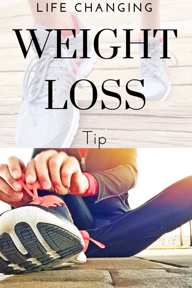 Life Changing Weight Loss Tip