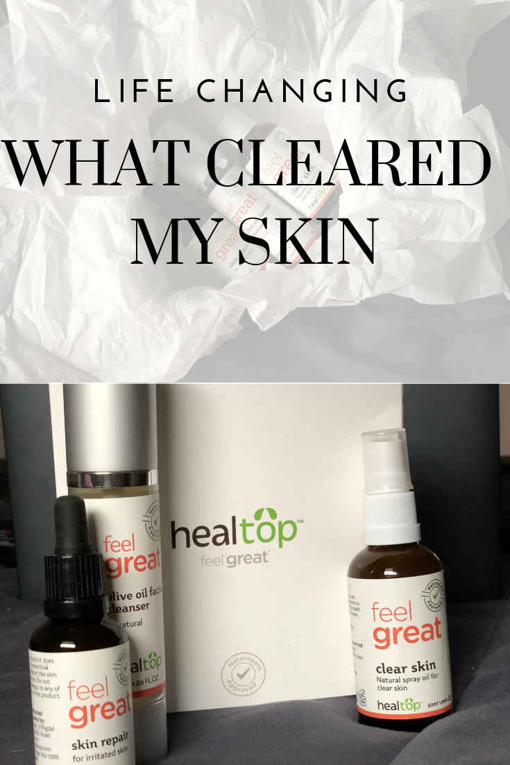 Natural Skin Care Routine | Fixing My Skin | Heal Top Review